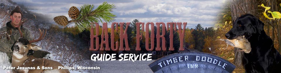 Back Forty Guide Service